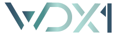 WDX1 logo colour white outline png