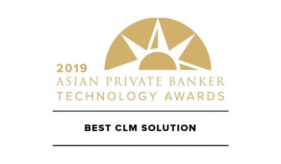 Wealth Dynamix awarded Best Client Lifecycle Management Solution by Asian Private Banker