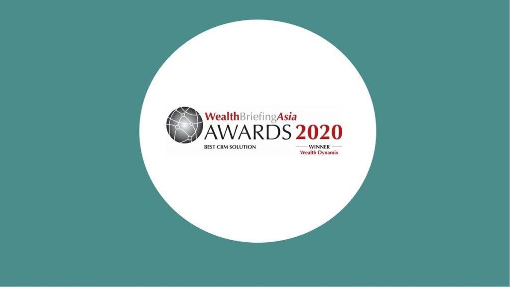 WealthBriefing CRM Award