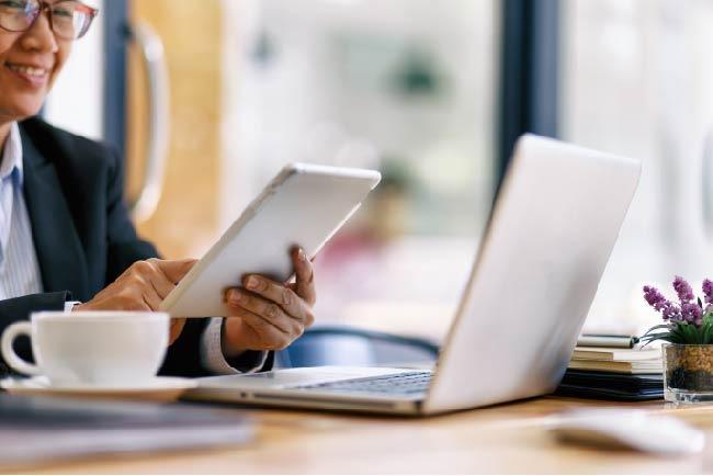 Wealth management client requests