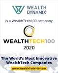 Ranked in the WealthTech100 2020