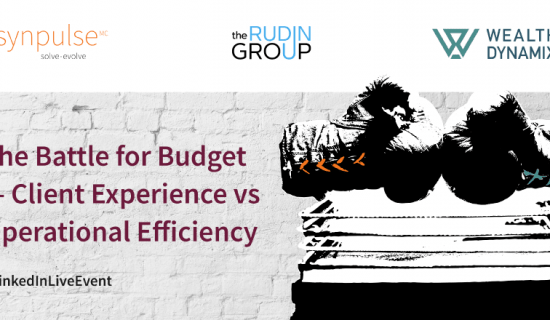 Webinar: Battle for Budget – Client Experience vs Operational Experience
