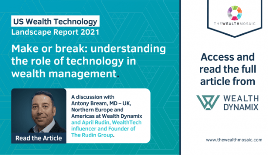 Make or break: understanding the role of technology in wealth management