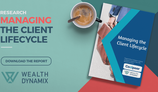 Research report: Managing the Client Lifecycle